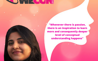 """Ms. Manzil-e-Maqsood"" was invited to be a part of a panel discussion on the significance of STEAM education in Pakistan at the Women Entrepreneurship Conference – WECON 2017."
