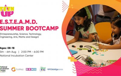 Teenup Esteamd Summer Boot camp for Kids