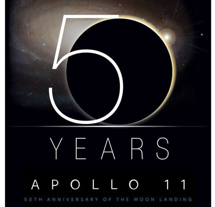 Celebrating 50 years of Man's Moon Landing