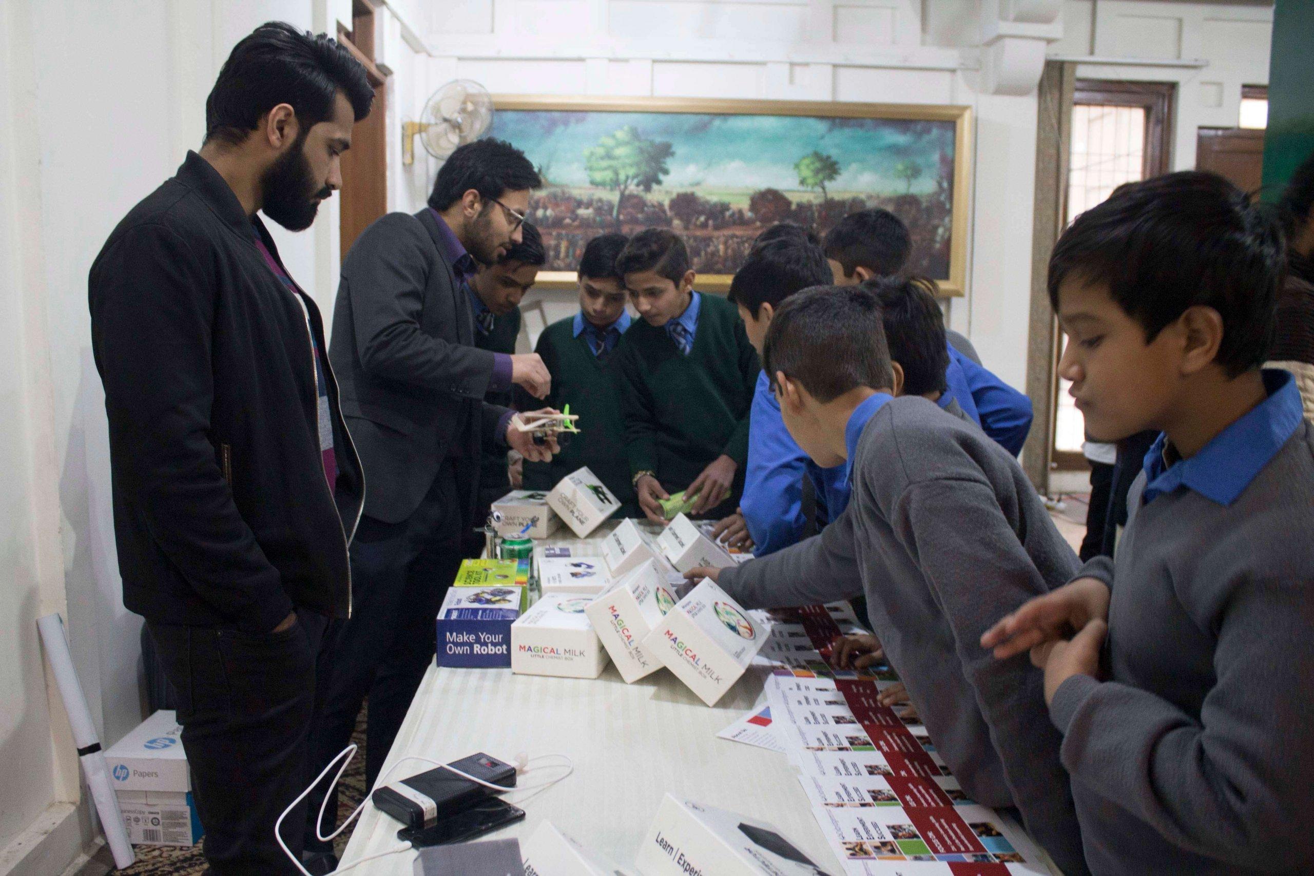 Children Literature Festival Lahore 2020