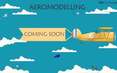 Aeromodelling – Coming soon!