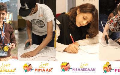Chotay Kaarsaaz Club – QBS School